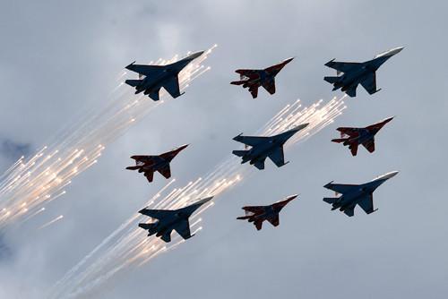 Nga duyệt binh mừng Ngày Chiến thắng tại Quảng trường Đỏ