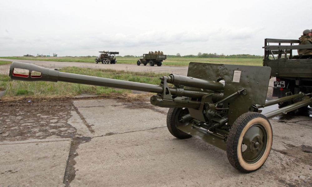 Những vũ khí giúp Hồng quân Liên Xô chiến thắng trong Thế chiến II