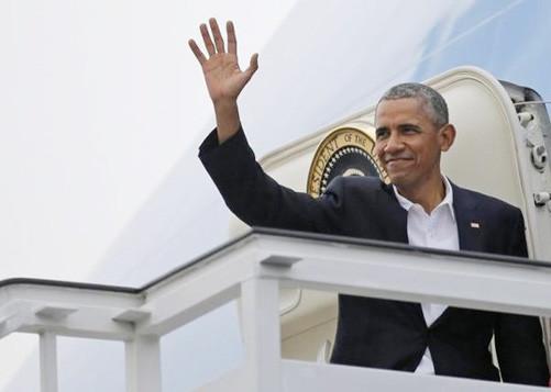 Nhà Trắng ra thông cáo chính thức về chuyến thăm Việt Nam của Tổng thống Obama