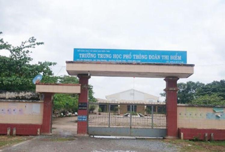 Kỷ luật 2 học sinh trường THPT Đoàn Thị Điểm đánh nhau