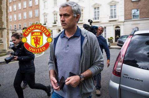 Mourinho sẽ dẫn dắt M.U từ 24/5?