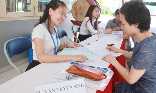 Hệ thống đăng ký tuyển sinh trực tuyến đầu cấp tại Hà Nội quá tải
