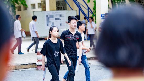 Ngày thi thứ 3 kỳ thi THPT Quốc gia: 53 thí sinh bị đình chỉ