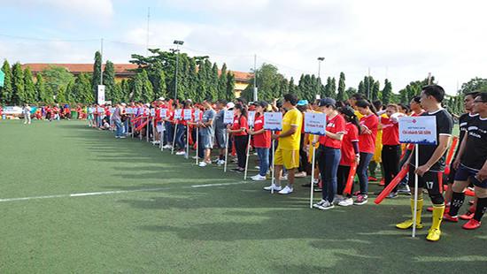 Hội thao Viet Capital Bank 2016 - Vì một tinh thần thể thao