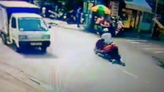 Kẻ gây ra vụ cướp giật kéo lê nạn nhân bị bắt giữ