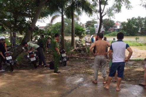 TT-Huế: Phát hiện thi thể người đàn ông trên sông Như Ý