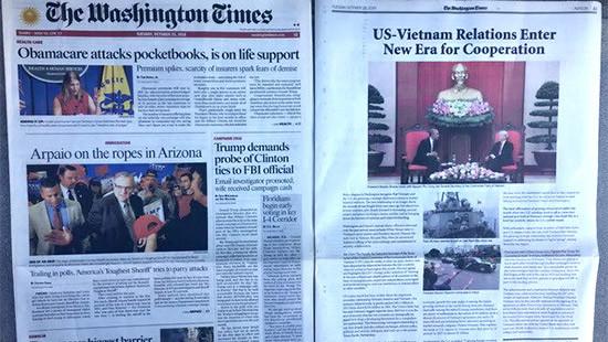 Quan hệ Việt -Mỹ bước vào kỷ nguyên mới của sự hợp tác