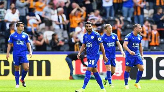 Leicester City dẫn đầu bảng G với kỷ lục mới ở Champions League