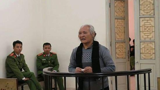 Bị cáo U70 cầm đầu, gây rối trật tự tại chợ Ninh Hiệp