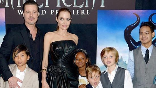 Brad Pitt thoát tội bạo hành con cái