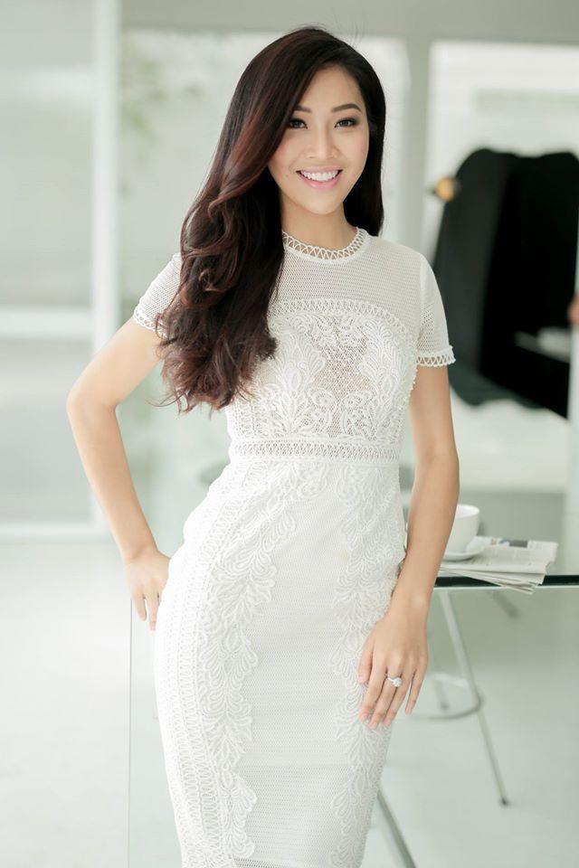 Chat với Hoa khôi Diệu Ngọc trước giờ lên đường tham dự Miss World 2016