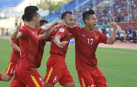 AFF SUZUKI CUP 2016: Truyền thông quốc tế ca ngợi chiến thắng của tuyển Việt Nam