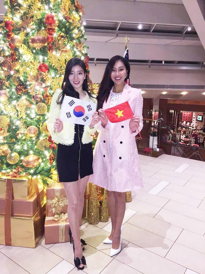 Hoa khôi Diệu Ngọc tiết lộ vật phẩm mang đi đấu giá tại Miss World 2016