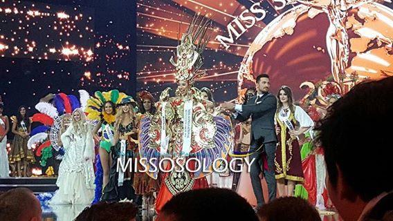 Hoa hậu Siêu quốc gia: Khả Trang giành giải Trang phục dân tộc đẹp nhất