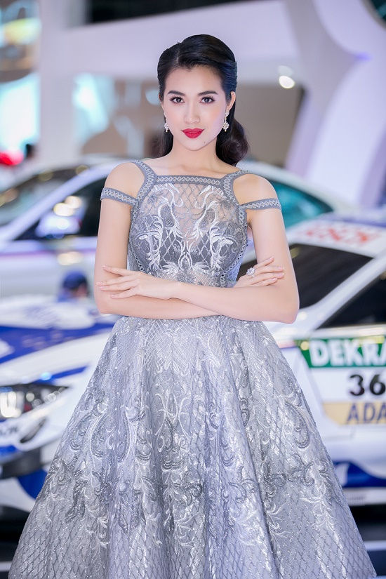 Lệ Hằng chính thức được cấp phép dự thi Hoa hậu Hoàn vũ