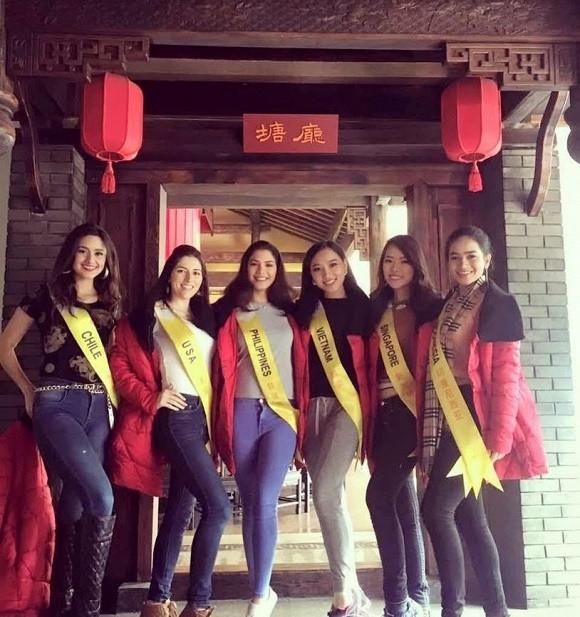 Hoàng Thu Thảo được cấp phép dự thi Hoa hậu Du lịch quốc tế