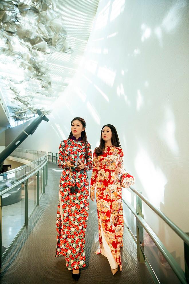 Hoa hâu Mỹ Linh, Á hậu Thanh Tú khám phá thành phố Nagasaki – Nhật Bản