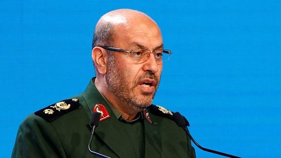 Bộ trưởng Quốc phòng Iran đe dọa xóa sổ Israel nếu ông Trump khiêu chiến tại Trung Đông