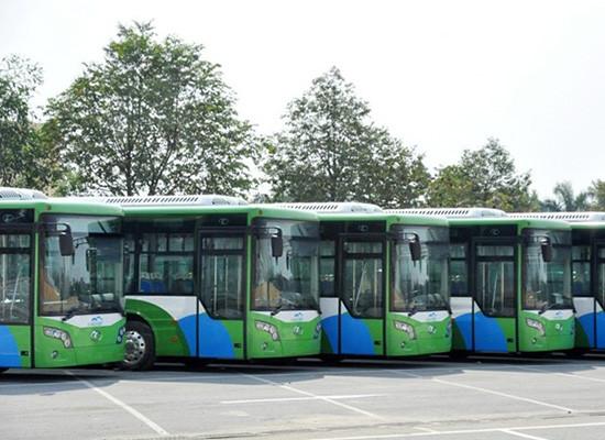 Hà Nội: Đi xe buýt nhanh miễn phí từ ngày 01 đến 31-01-2017