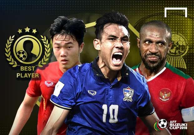 Lương Xuân Trường nằm trong top 3 cầu thủ xuất sắc nhất AFF Cup