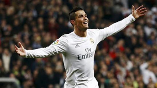 C.Ronaldo nhận giải VĐV châu Âu xuất sắc nhất năm