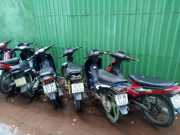 Cảnh giác nạn trộm cắp xe máy cuối năm