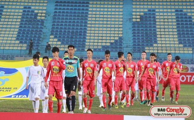 HLV Hữu Thắng công bố danh sách U23 Việt Nam