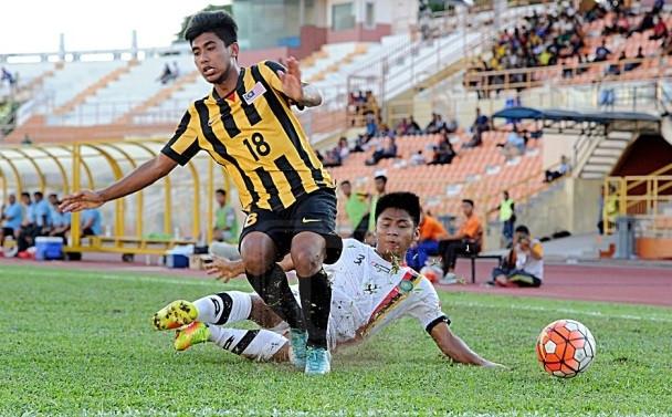 U23 Malaysia mang đội hình chất lượng sang Việt Nam