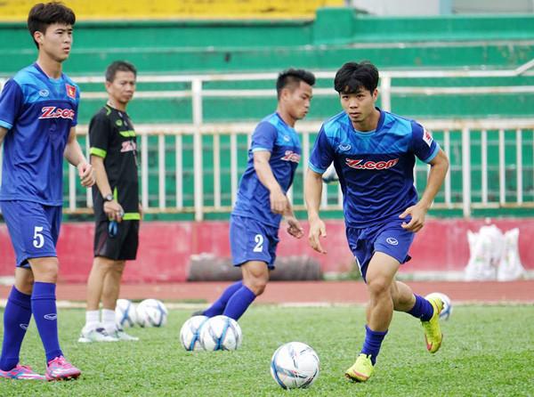 Vòng loại U23 châu Á: Việt Nam đá trên sân nhà