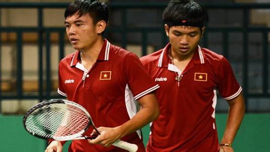 Lý Hoàng Nam đang chơi tốt tại Giải quần vợt China F1 Futures