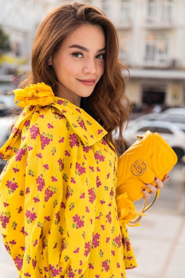 Hồ Ngọc Hà là nghệ sỹ châu Á hiếm hoi dự sự kiện thời trang lớn nhất tại Milan