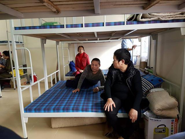 Hà Nội: Chỗ trọ giá 0 đồng cho người bệnh ung thư