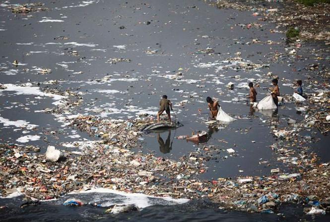 Ô nhiễm môi trường khiến 1,7 triệu trẻ tử vong mỗi năm