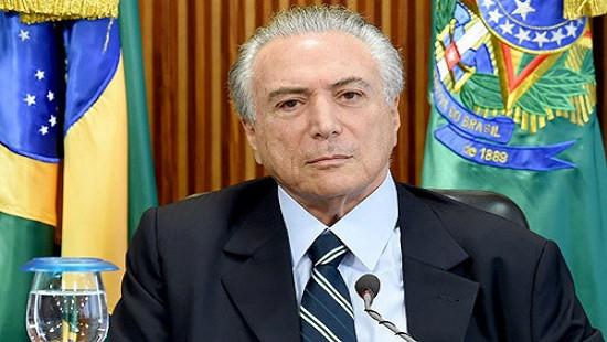 """Tổng thống Brazil dọn khỏi dinh vì những """"hồn ma"""""""