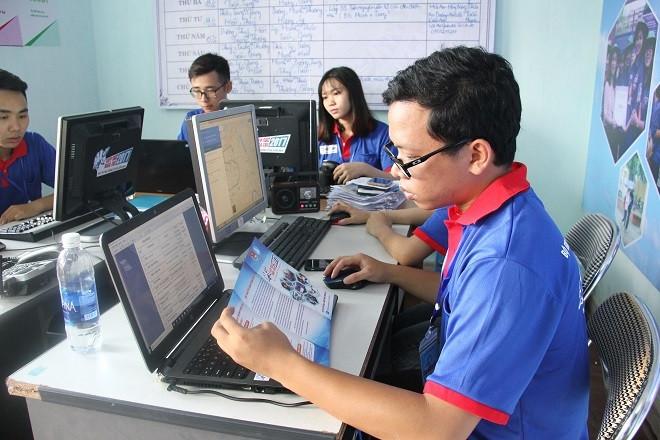Chương trình tiếp sức mùa thi: Hải Phòng có hơn 2.000 tình nguyện viên