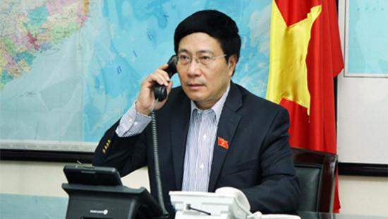 Vụ Hải quân Indonesia bắn vào tàu cá Việt Nam: Việt Nam đề nghị khẩn trương điều tra