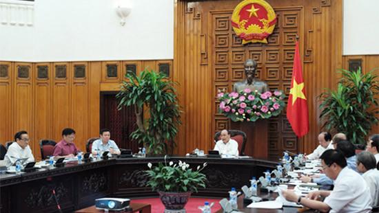 Thành lập Tổ Tư vấn kinh tế của Thủ tướng gồm 15 thành viên