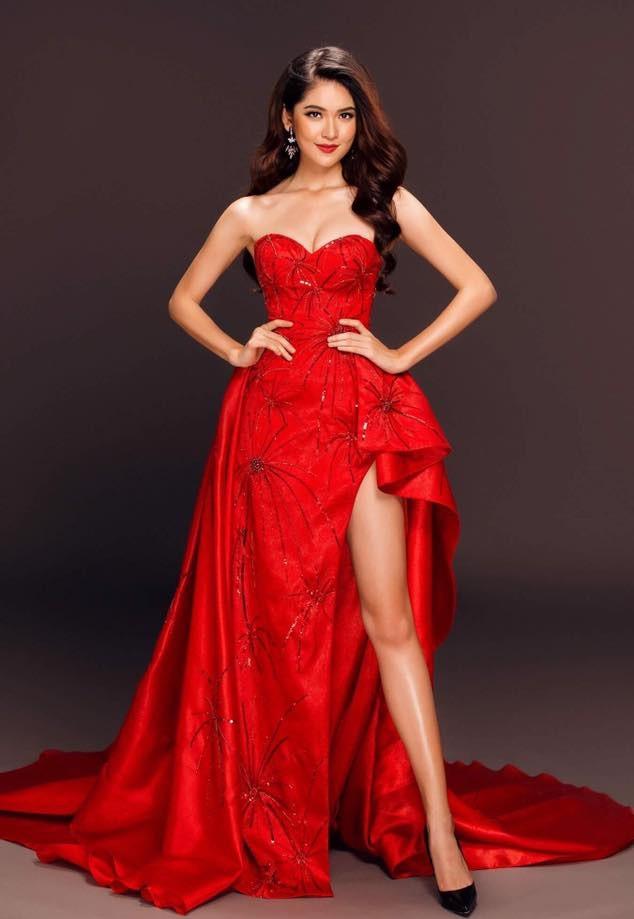 Á hậu Thùy Dung chính thức tham gia đấu trường Miss International 2017