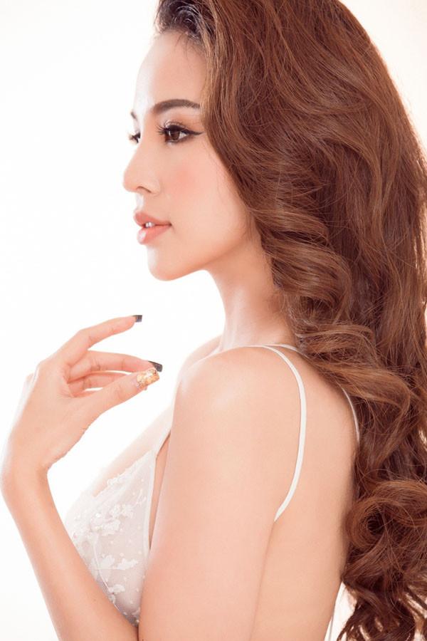 Nhan sắc vạn người mê của người đẹp Việt đăng quang cuộc thi Hoa hậu tại Mỹ