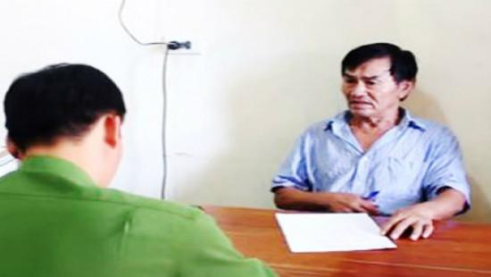 Nghệ An: Cháu gái 15 tuổi bị bác họ xâm hại nhiều lần