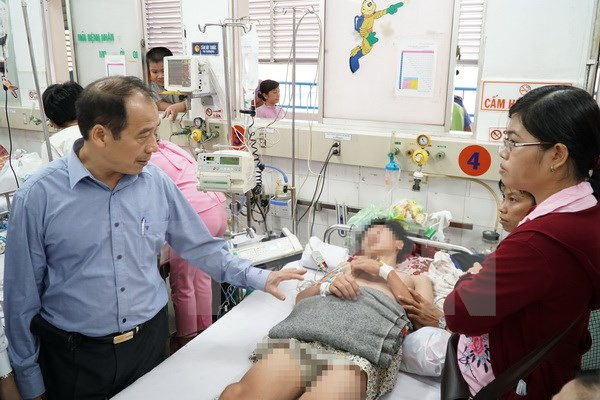 TP.HCM: Phạt 98 trường hợp vi phạm về phòng chống sốt xuất huyết