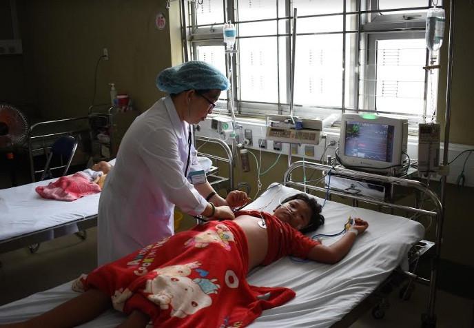 Cà Mau: Hơn 1.200 trường hợp mắc sốt xuất huyết