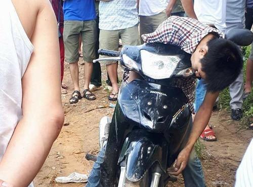 Nam thanh niên gục chết trên xe máy là do sốc ma túy