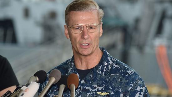 Hạm đội 7 có Tư lệnh chỉ huy mới sau hàng loạt biến cố
