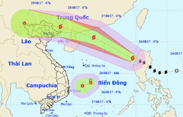 Bộ VHTT&DL ban hành công văn hỏa tốc yêu cầu ứng phó cơn bão số 7