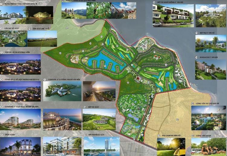 FLC có kế hoạch đầu tư 10 nghìn tỷ đồng xây dựng quần thể FLC Nghệ An
