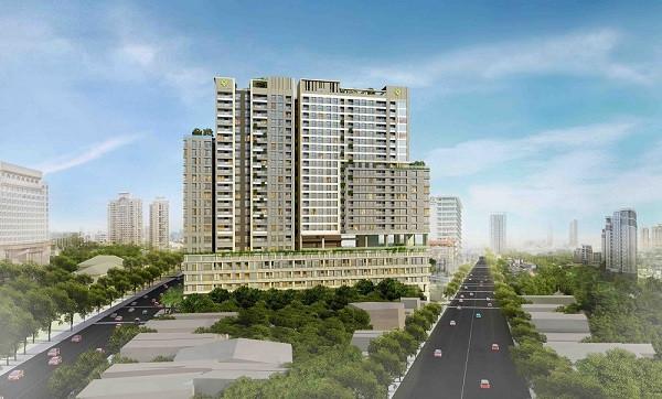Căn hộ trung tâm quận Phú Nhuận có ưu đãi lớn