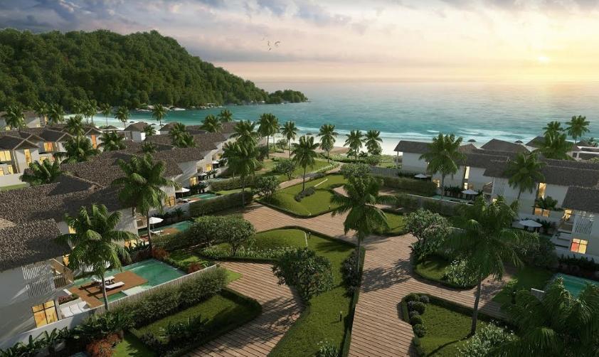 Đón đặc khu, BĐS nghỉ dưỡng ở Nam Phú Quốc hút vốn đầu tư