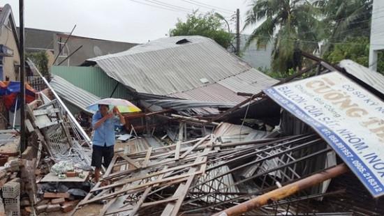 Mỹ hỗ trợ Việt Nam hơn 1 triệu USD khắc phục hậu quả bão số 12