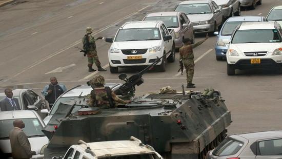 Cộng đồng quốc tế bày tỏ quan ngại về tình hình bạo động ở Zimbabwe